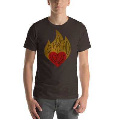 Spread Love - positive - T-shirt - Twisted Temple