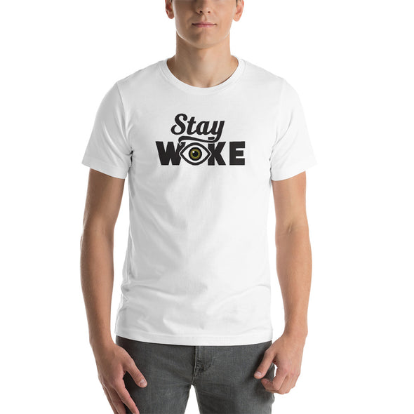 Stay Woke T-Shirt - Twisted Temple