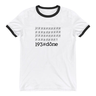 Ringer T-Shirt - 193 and Done