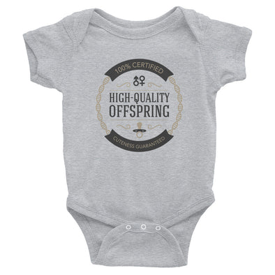 Top Quality Offspring - baby onesie - Twisted Temple
