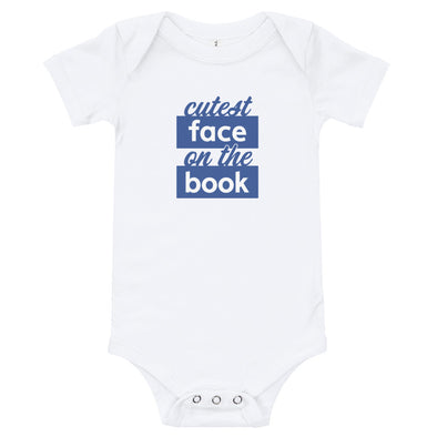 Facebook baby onesie - Twisted Temple