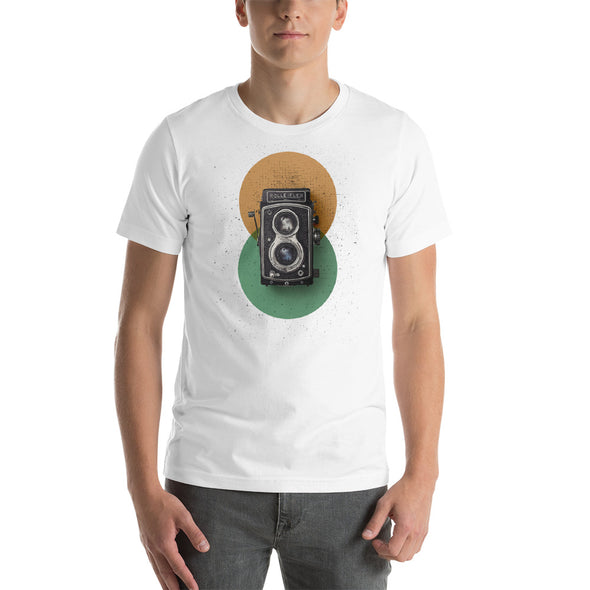 Vintage Camera - T-shirt - Twisted Temple