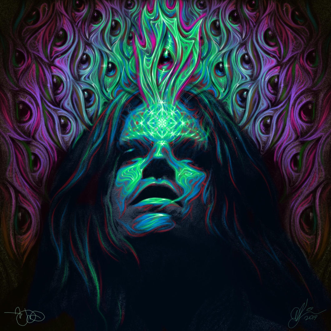 Learn to Create Digital Visionary Art