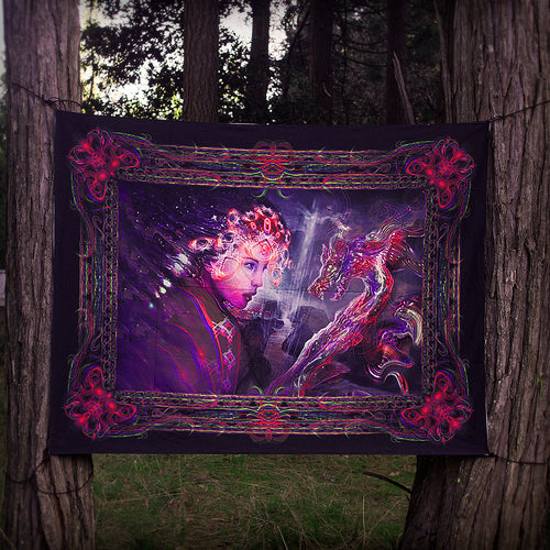 Through the Veil Tapestry
