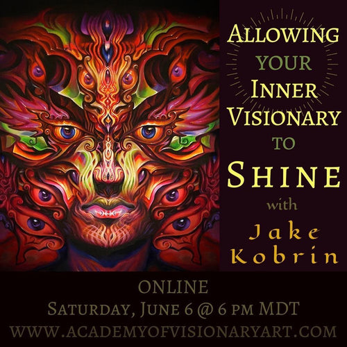 Allowing Your Inner Visionary to Shine