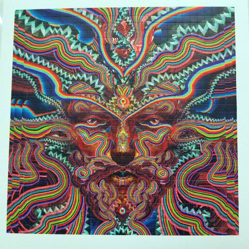 Bicycle Day Blotter Art Print