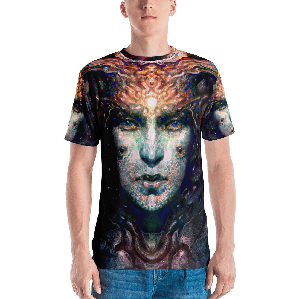 Gaian Entelechy - Men's T-shirt