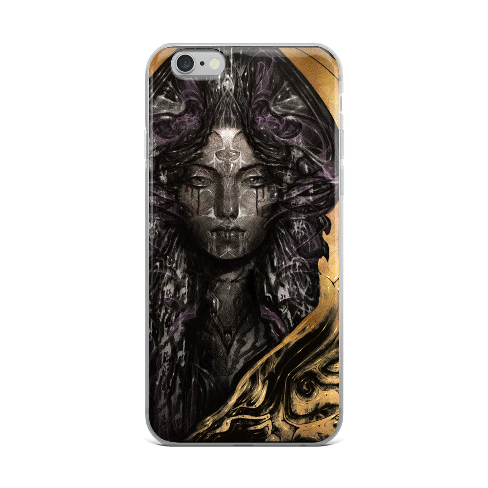 Black Madonna - iPhone Case