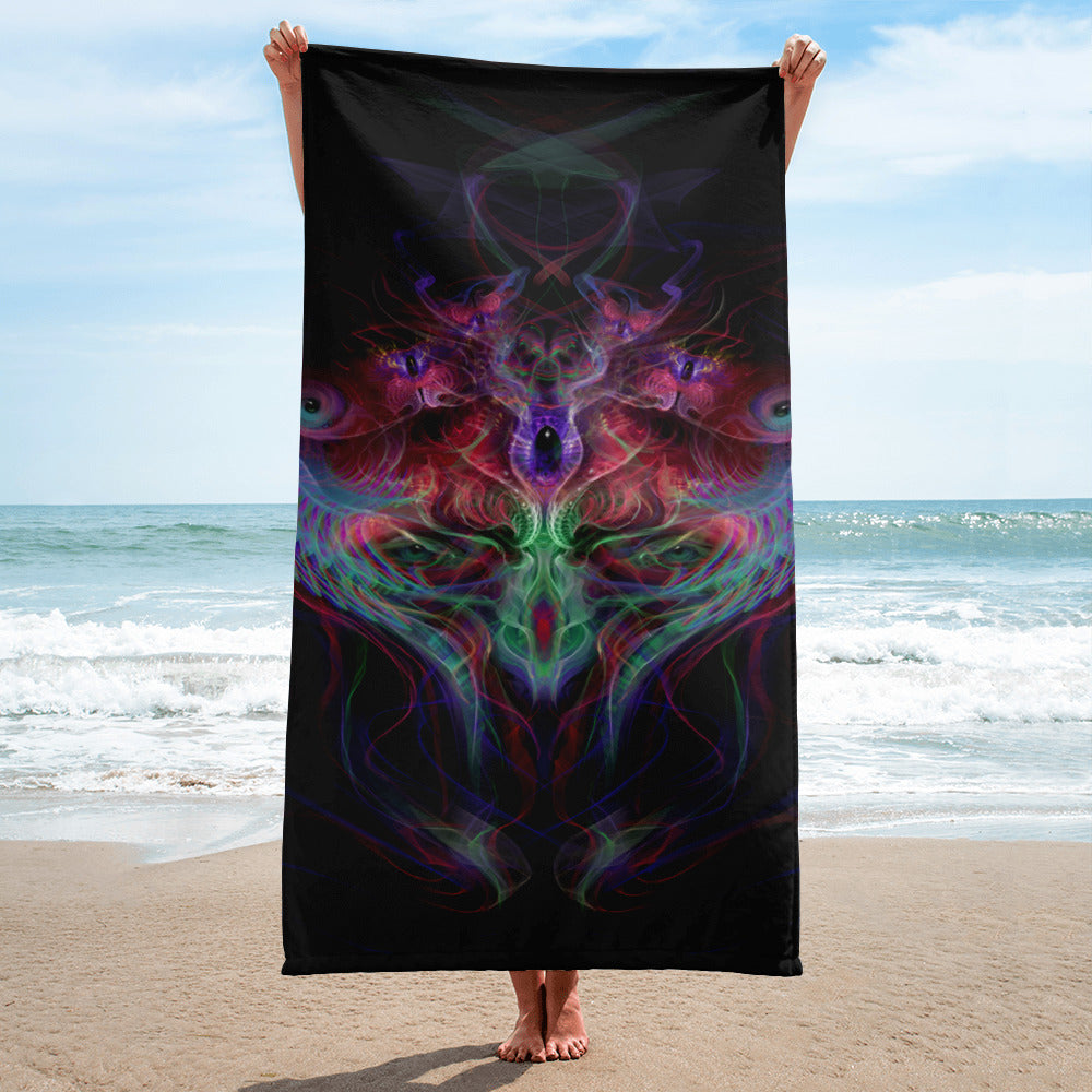 Interdimensional Being - Towel