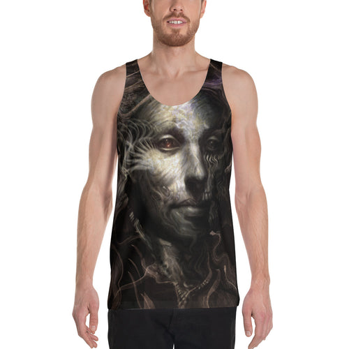 Self Portrait - Unisex Tank Top