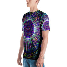 Subtle Realm Mandala - Men's T-shirt