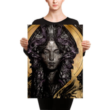 Black Madonna - Canvas