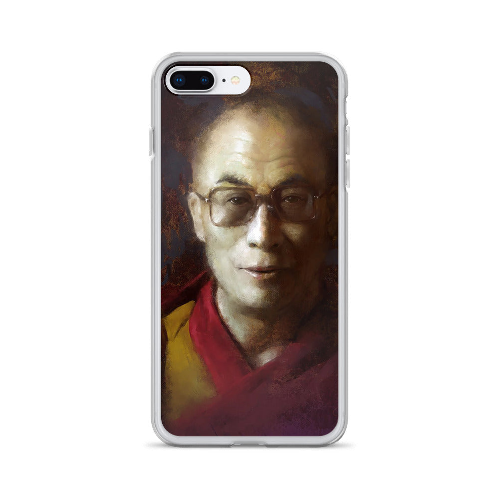 Dalai Lama - iPhone Case
