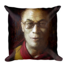Dalai Lama - Square Pillow