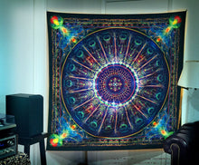 Subtle Realm Mandala Sublimation Tapestry