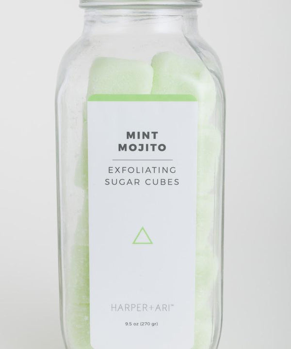 Mint Mojito Sugar Cubes Bottle