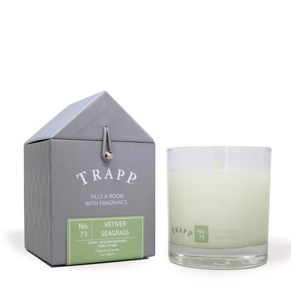 Signature Home Collection - No. 73 Vetiver Seagrass