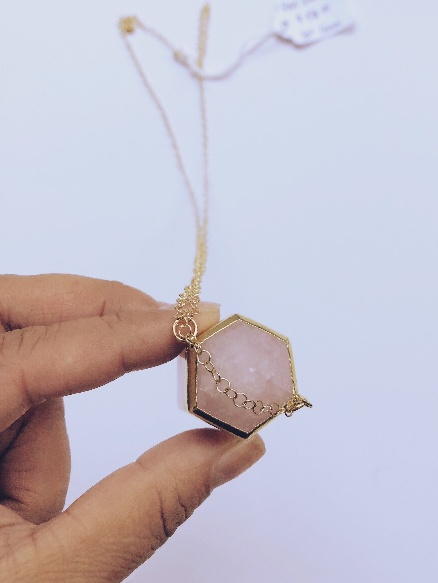 Rose Quartz Spike