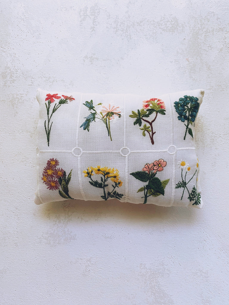 Greenhouse Pillow