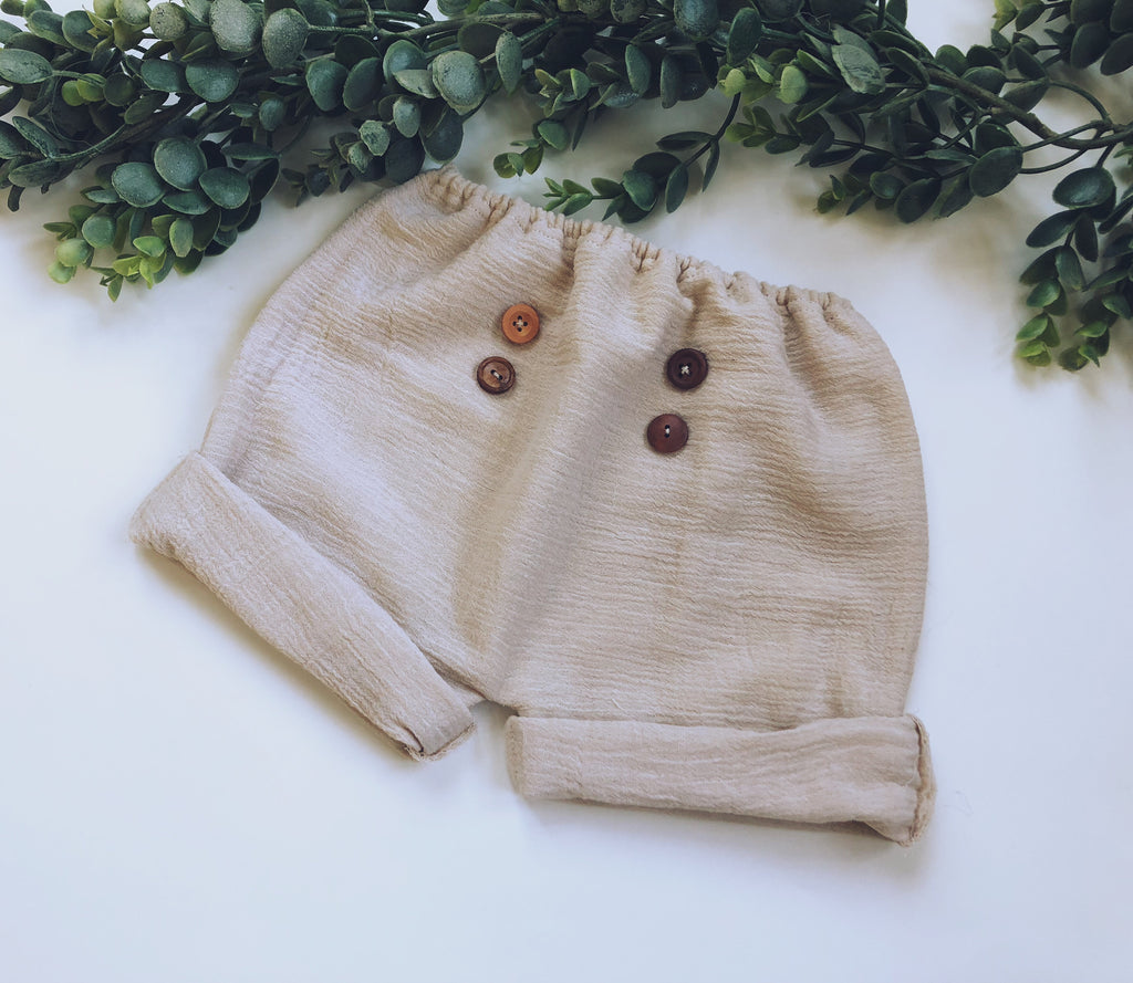 Little Organic Shorts