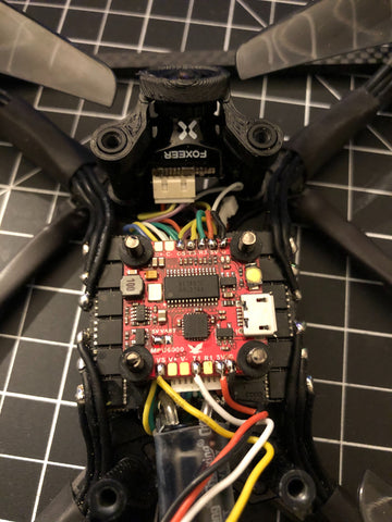 Heli-nation Talon F7 V2 MPU600 Flight Controller
