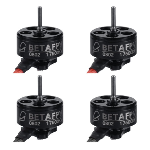 BETAFPV 0802 Brushless motor set (4)