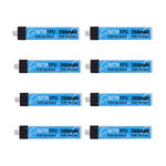 BETAFPV 260mAh 1S Lipo HV Battery (8PCS)