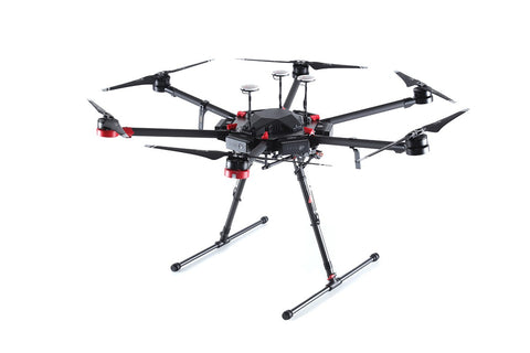 DJI Matrice 600 Pro Flying Platform