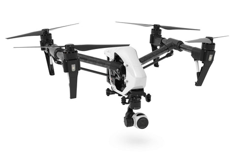 Inspire 1 V2.0 Quadcopter with 4K Camera & 3-Axis Gimbal (Refirbished)