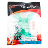 Lumenier 5x5x3 - Butter Cutter Propeller (Set of 4 - SKITZO Teal)