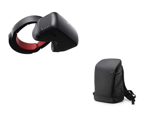 DJI Goggles Racing Edition Black 1080P FPV With Carry More Backpack