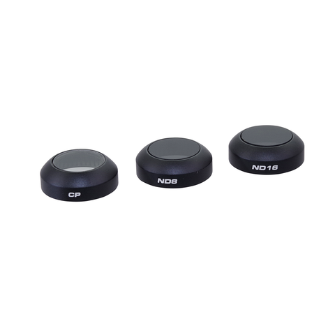 PolarPro DJI Mavic Professional Filters - 3 Pack