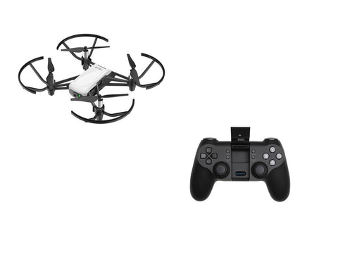Powered By DJI Tello Minidrone With Gamesir T1d Remote Control