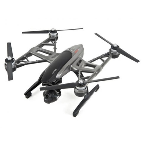 Yuneec Typhoon Q500 4K RTF with ST10+, CGO3, 1 Battery, SteadyGrip