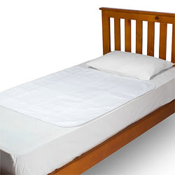 Brolly Sheets Bed Pad without Wings- Singles