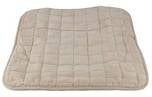 Brolly Sheets Waterproof Double Sided Chair Pad - Beige