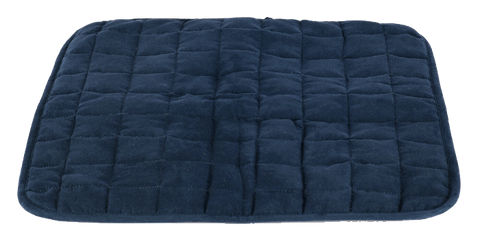 Brolly Sheets Waterproof Double Sided Chair Pad - Navy