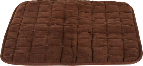 Brolly Sheets Waterproof Double Sided Chair Pad - Brown