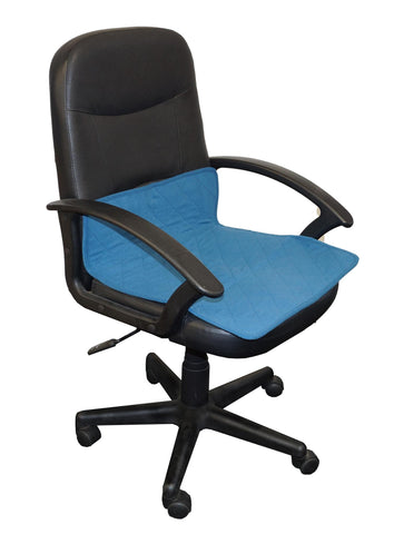 SuperCare Chair Pad - 51cm x 61cm - Dark Blue