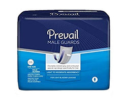 Prevail Male Guard Pads PV-811 - Pack of 10 Pads