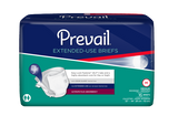 Prevail® Extended Use Briefs - NTB012 Size Medium - Pack of 16s