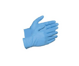 Disposable Gloves - Nitrile (Blue Color ) Pack of 10