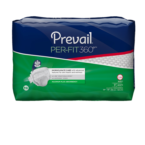 PREVAIL® PER-FIT360°- Small / Medium Pack of 10 pcs (PFNG-012)