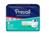 Prevail® Maximum Protective Underwear - PVS 512 -Size Small/Medium - Pack of 18s