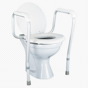 Toilet Safety Rails - RPM67030