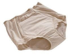 Conni Chantilly Ladies Absorbent Undergarment Beige - (AU/NZ) Size 22