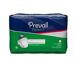 Prevail Per-Fit Adult Brief , Small / Medium Pack of 10 pcs (PF-012)