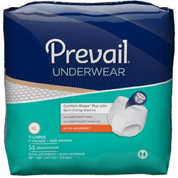 Prevail® Extra Underwear- PV514 -Size  X Large - Pack of 14s