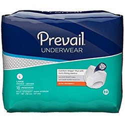 Prevail® Extra Underwear- PV513 -Size Large - Pack of 18s