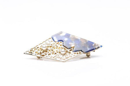 Beautiful Diamond Shape hair clip